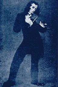 パガニーニの肖像画