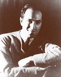 ジョージ・ガーシュウィン(George Gershwin、1937年)