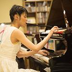 ピアノと鍵盤ハーモニカで「ラプソディ・イン・ブルー」