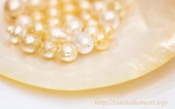 バロック音楽のバロックは「歪んだ真珠」